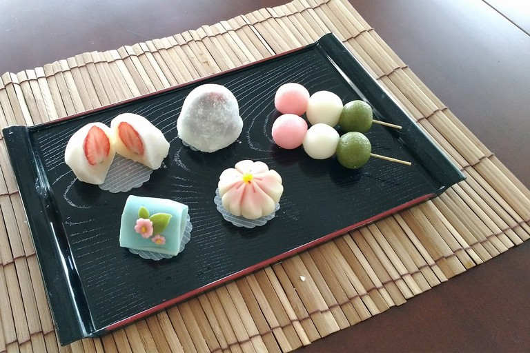 Wagashi are traditional Japanese sweets loved by all