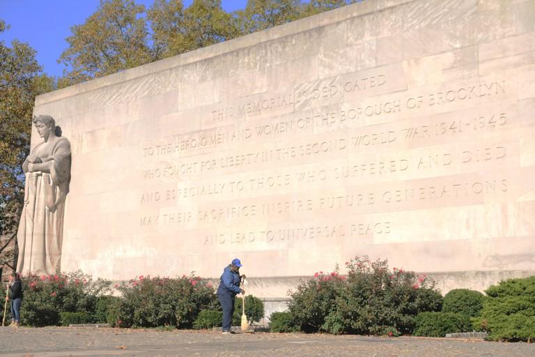 Brooklyn War Memorial