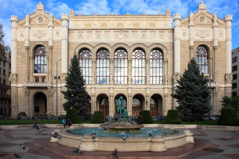 Vigado Concert Hall