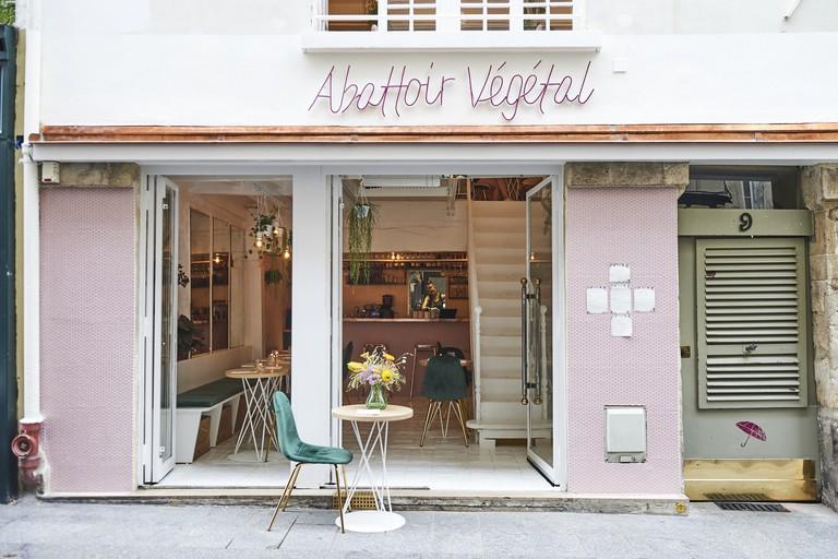 Exterior of Abbatoir Végétal