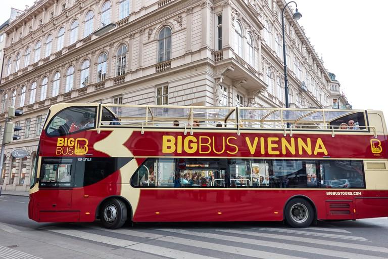 Big Bus, Vienna, Austria