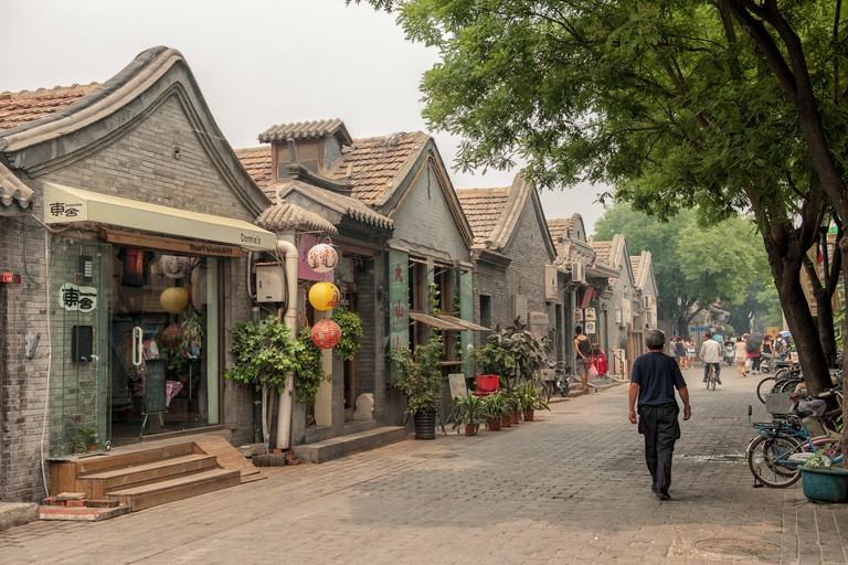 Hutongs of Beijing