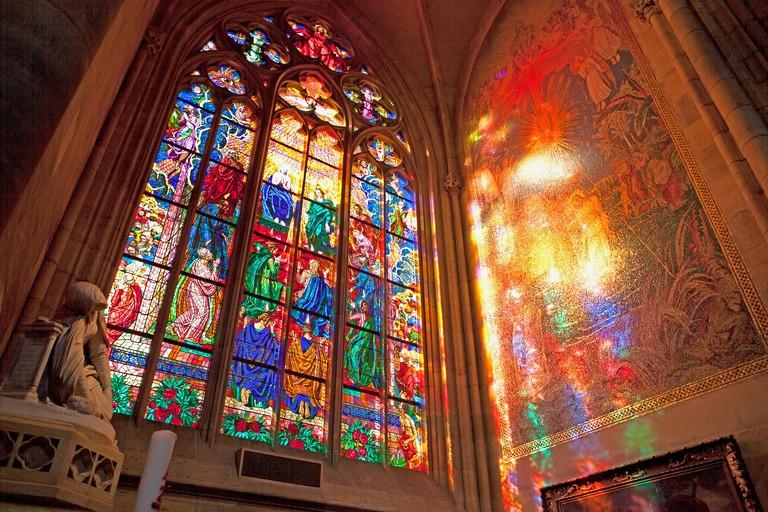 St.Vitus Cathedral, Prague, Czech