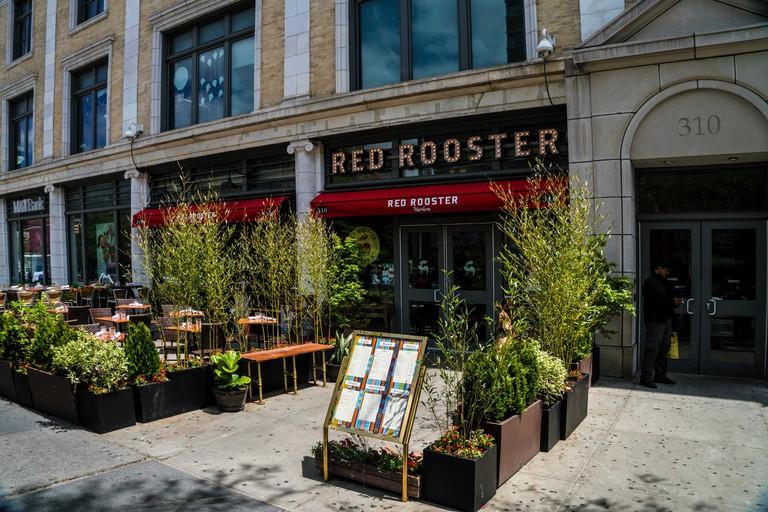 Red Rooster Restaurant in Manhattan New York