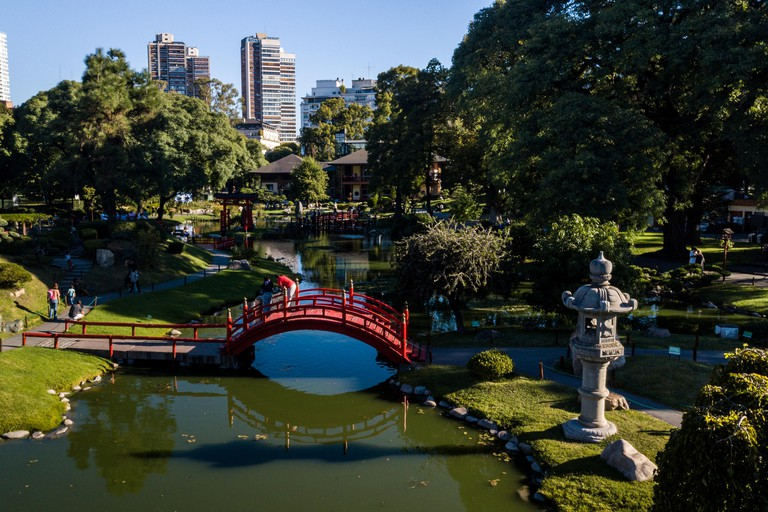 Jardin Japones de Buenos Aires;, or Japanese Gardens,
