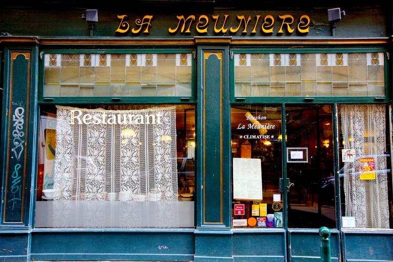 France, Rhone, Lyon, Bouchon Lyonnais La Meuniere