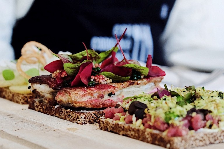 SMORG Discover the art of the Danish Smørrebrød and learn to create the best sandwiches in the world