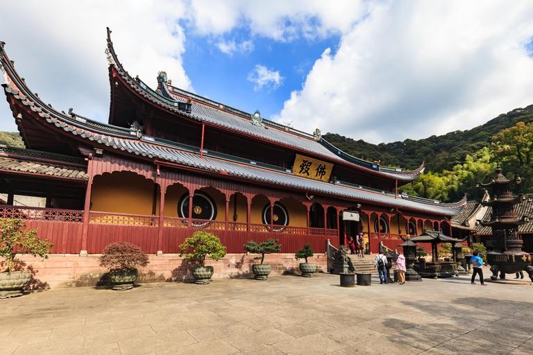 Tiantong Temple, Ningbo