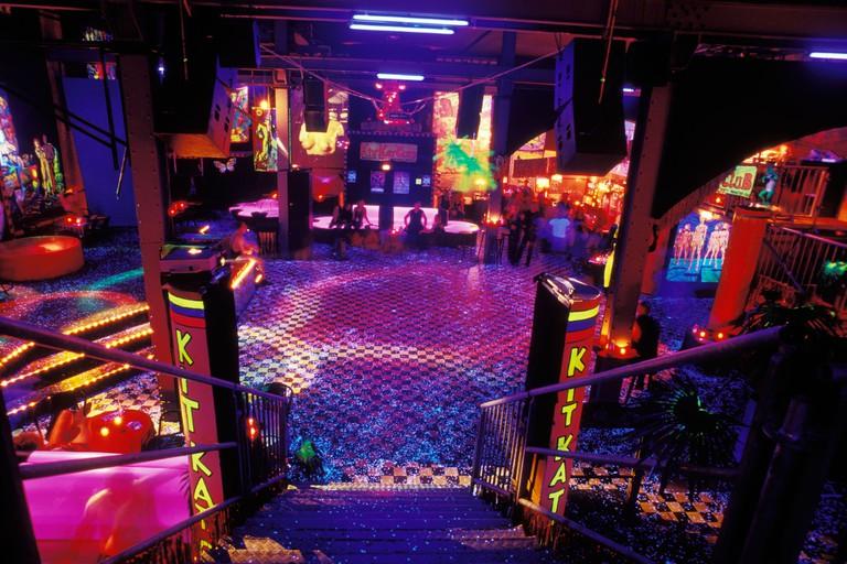 KitKatClub, Berlin.