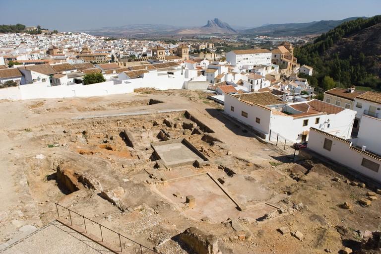 Roman baths of Santa Maria, Antequera.