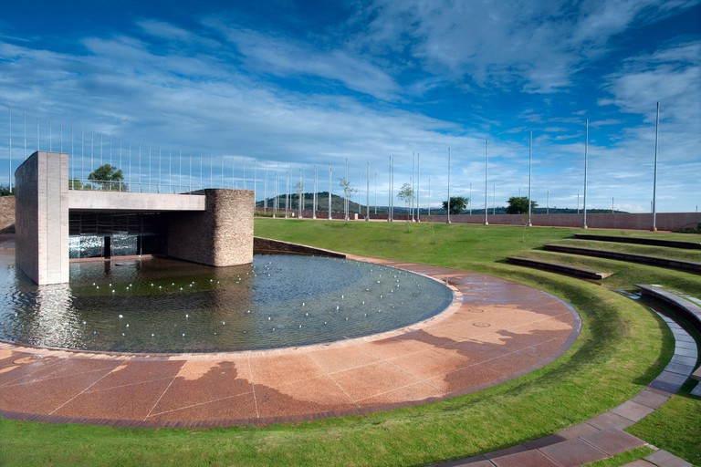 Garden of Remembrance, Freedom Park