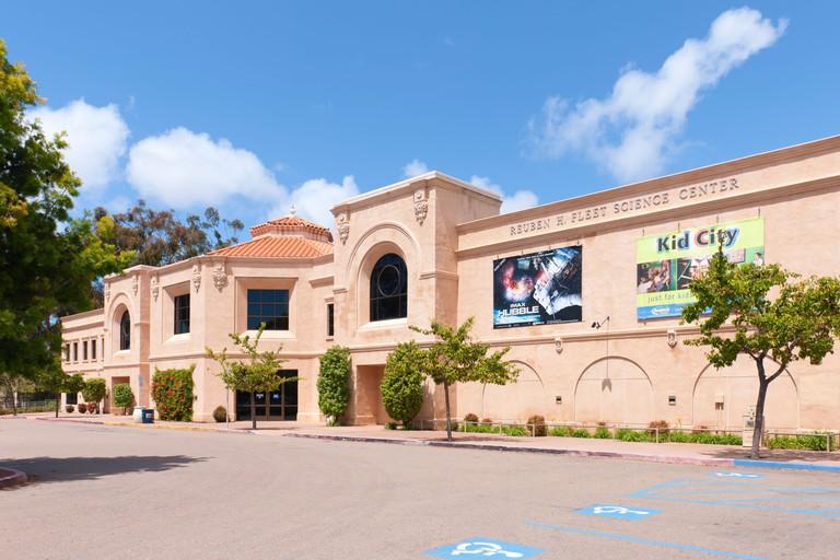 Reuben H. Fleet Science Center, San Diego