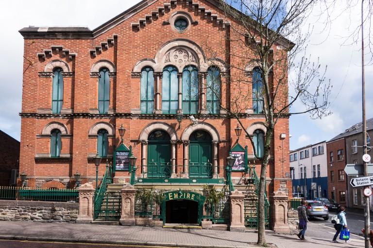 Empire Theatre and Music Hall, Botanic Avenue, Belfast, Northern Ireland