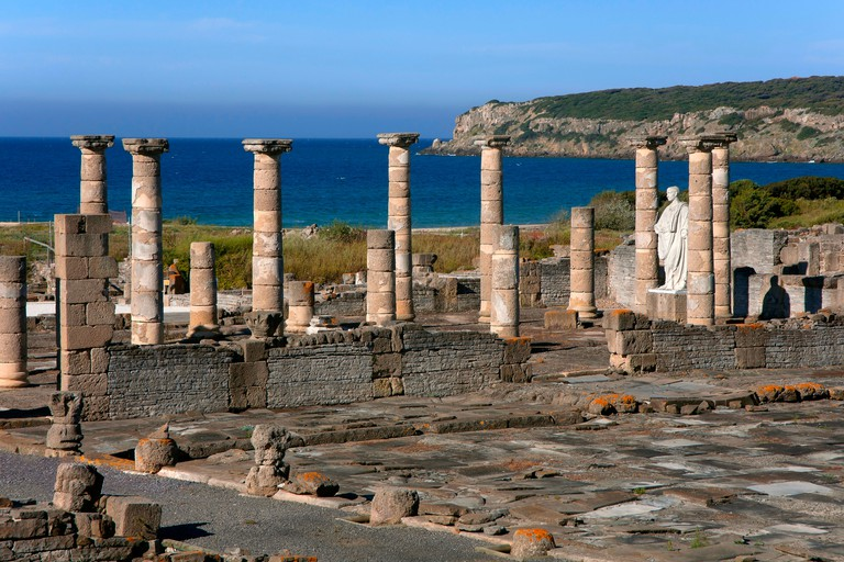 Roman ruins of Baelo Claudia