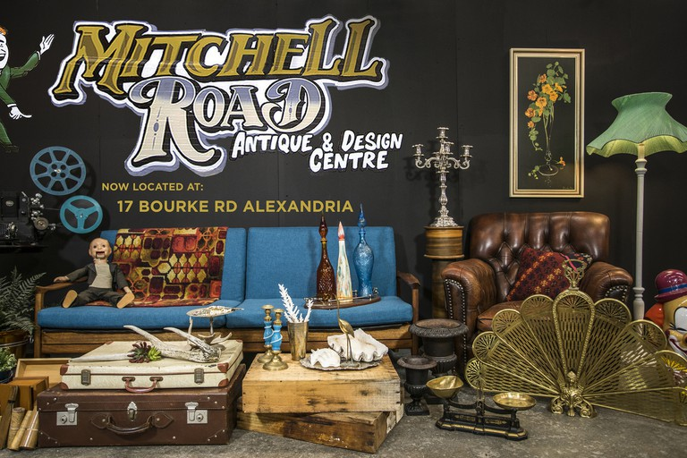 Mitchell Road Antiques