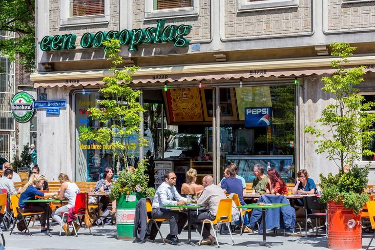 Bazar restaurant, Rotterdam.