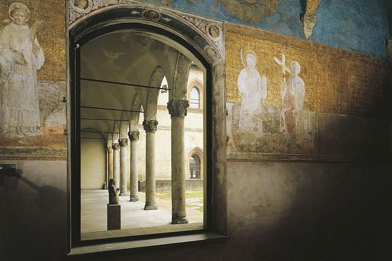 Elephant portico, 1472