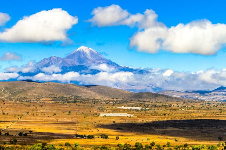 Pico de Orizaba from southwest
