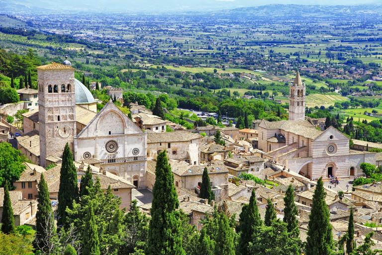 Assisi,Umbria.Italy