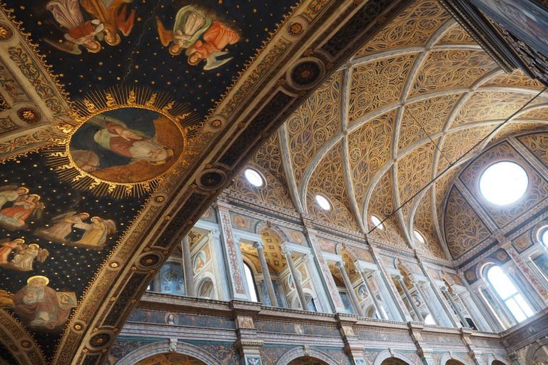 Chiesa di San Maurizio al Monastero Maggiore church.