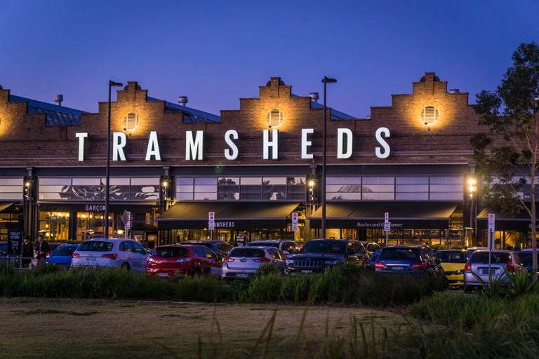 The Tramsheds in Forest Lodge, Glebe