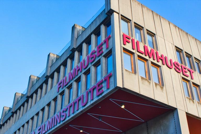 Svenska Filminstitutet (Swedish Film Institute), Gardet, Ostermalm, Stockholm, Sweden, Scandinavia