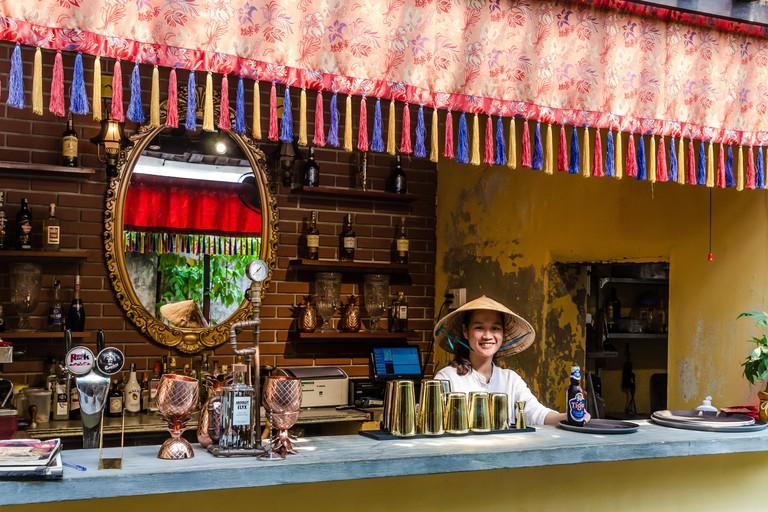 The Quiet American Bar, Hoi An.