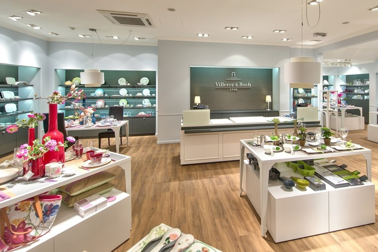 Villeroy and Boch flagship store