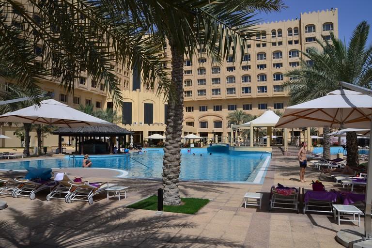 Intercontinental Hotel, West Bay, Qatar