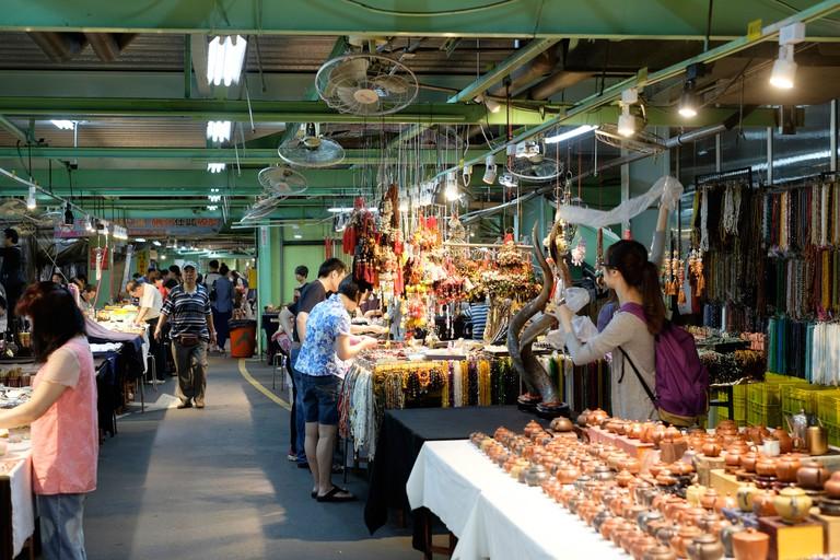 Jianguo Holiday Jade Market
