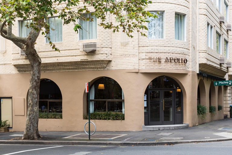 The Apollo Restaurant, Potts Point, Sydney, NSW, Australia,