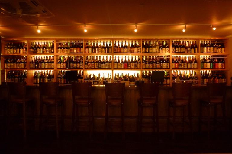 ishizue bar
