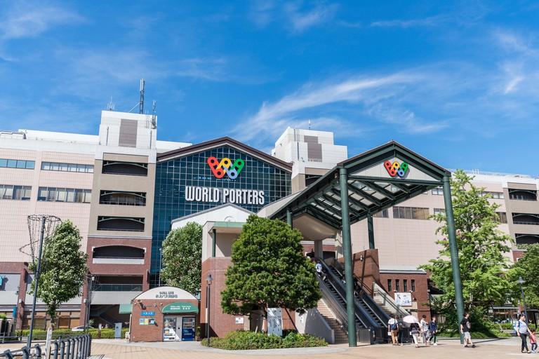 World Porters, Naka-Ku, Yokohama City, Kanagawa Prefecture, Japan