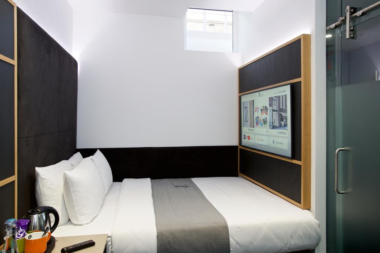 The budget-friendly Z Hotel Covent Garden is affordable luxury at its finest