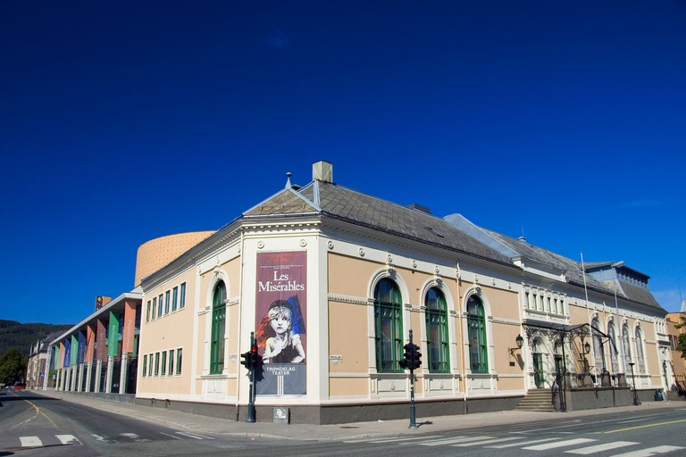 Trondelag theater / Trondheim