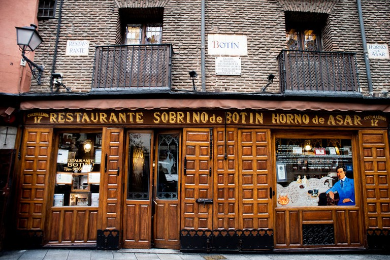 'Sobrino De Botin', The Oldest Restaurant In The World