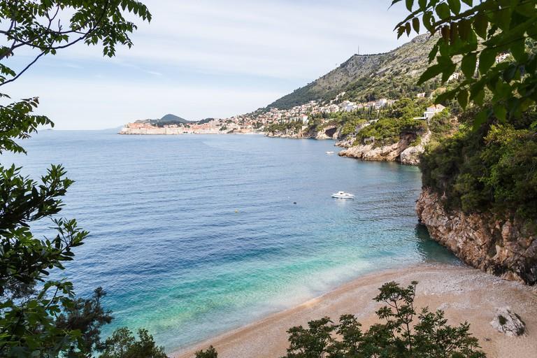 Sveti Jakov facing Dubrovnik