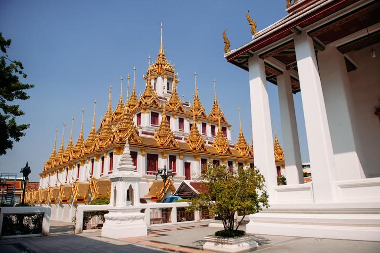 Wat Ratchanatdaram, Bangkok, Thailand