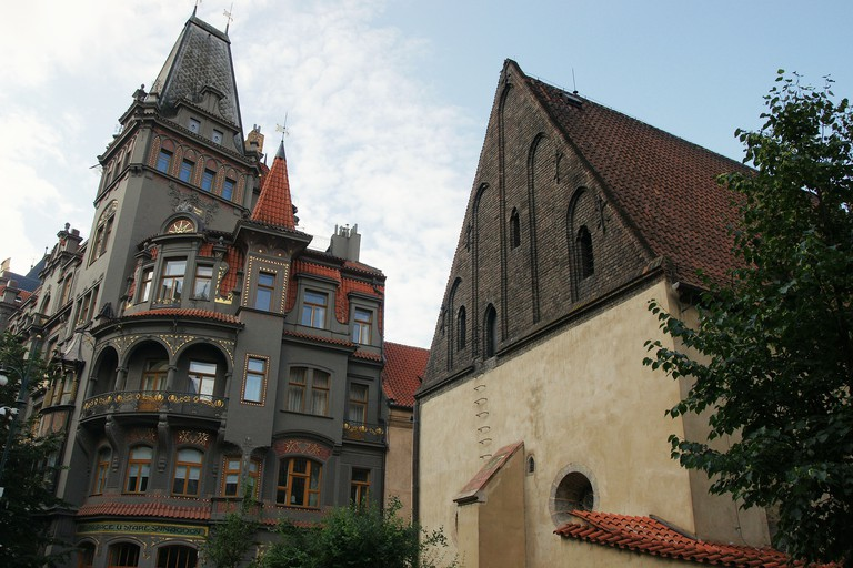 Old New Synagogue, Prague