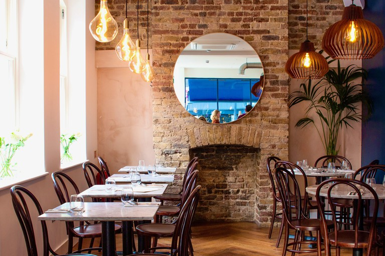 Oklava's up-and-coming head chef Selim Kiazim cooks contemporary takes on Turkish-Cypriot cuisine