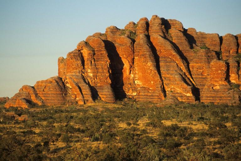 Bungle Bungle Range late afternoon, Purnululu National Park, Western Australia, Australia