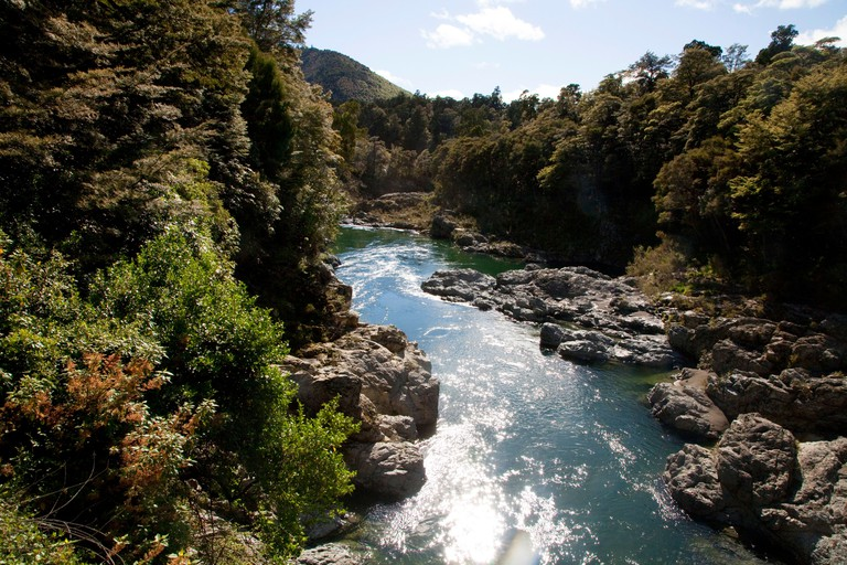 Pelorus River, Marlborough, South Island, New Zealand