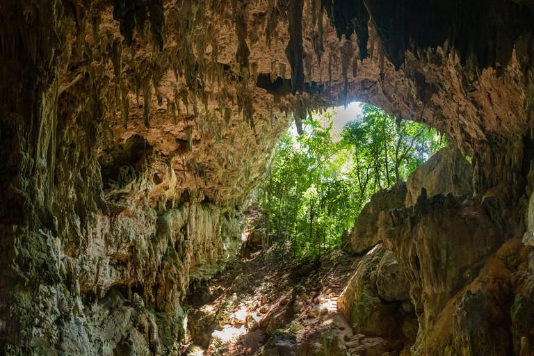 Sleeping Giant-Cave