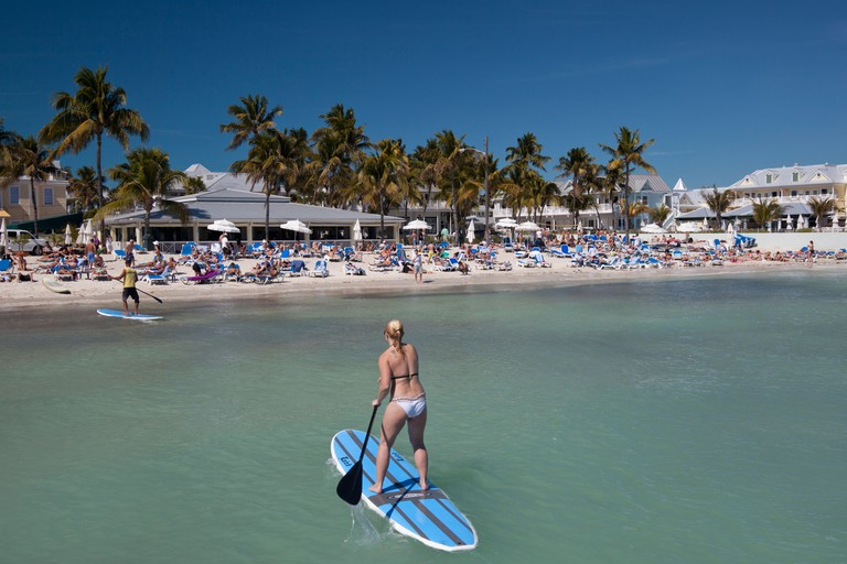 South Beach (Southernmost Beach), Key West, Florida