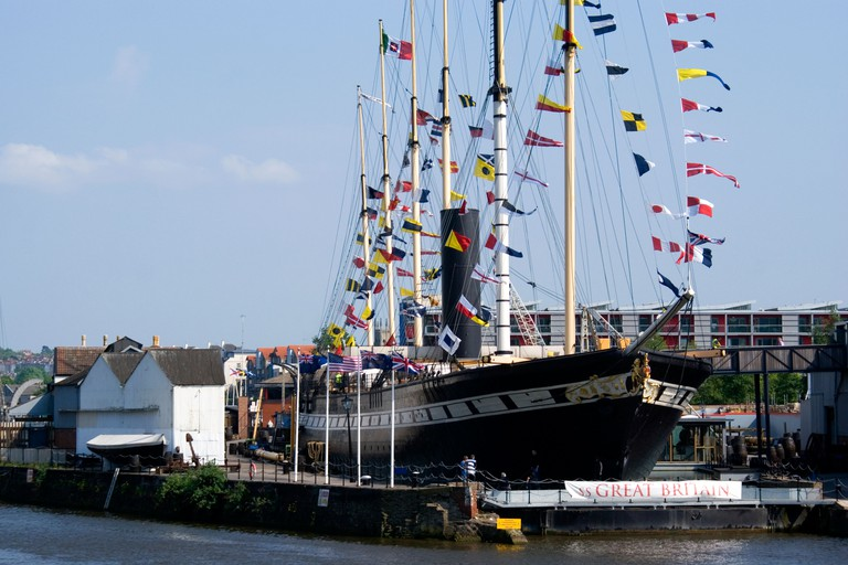 s s great britain floating harbour bristol