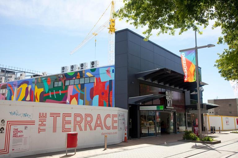 Quake City, The Terrace, Christchurch, New Zealand