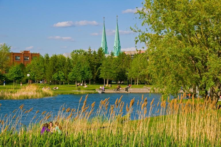 Jarry Park Montreal