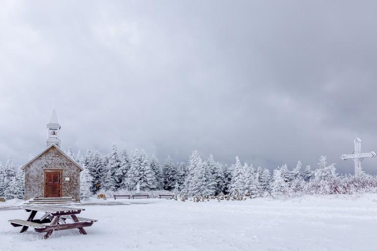 Parc national du Mont-Megantic and its Observatory