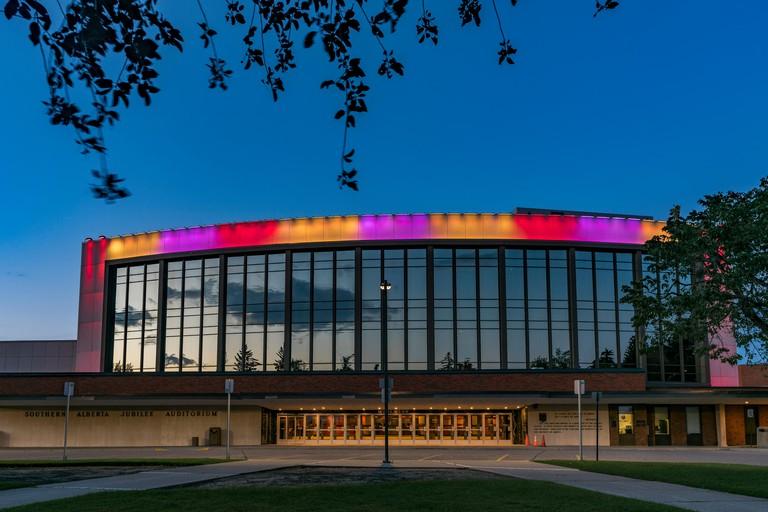 Southern Alberta Jubilee Auditorium, Calgary, Alberta, Canada
