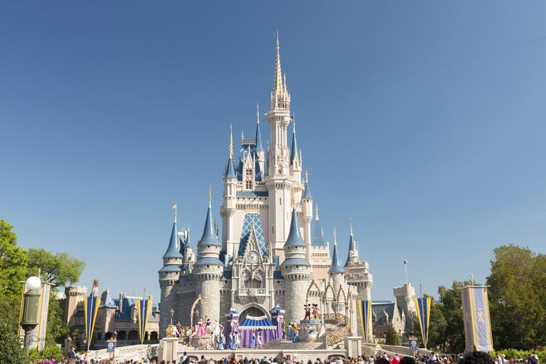 Magic Kingdom Park, Walt Disney World Resort, Orlando, Orlando, Florida, USA